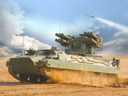 Sosna. Air defense missile system